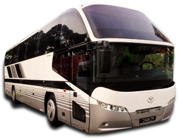 JQ Travel Bus Rental Agency in Singapore