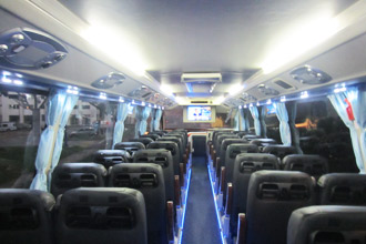 Private Bus Services in Singapore