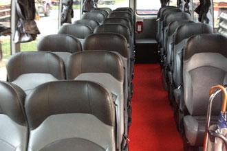 Bus Charter to Malaysia