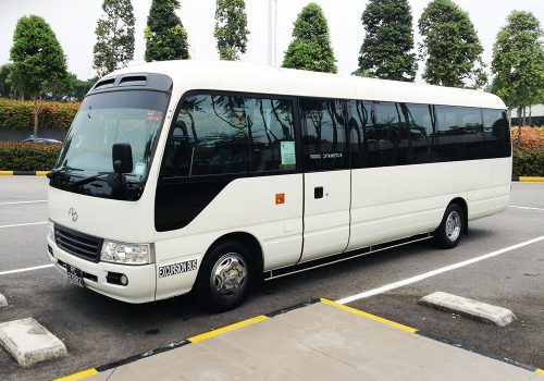 charter bus singapore